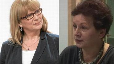 Małgorzata Gosiewska i Prof. Monika Płatek