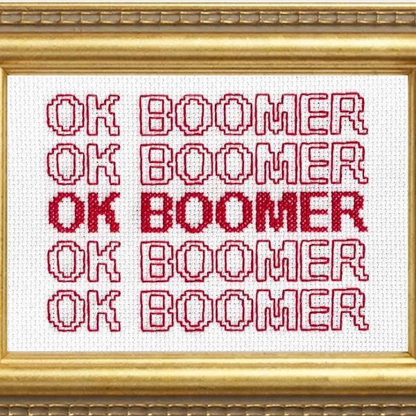 Co oznacza zwrot 'Ok, boomer'?