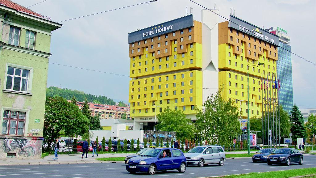 Hotel Holiday w Sarajewie