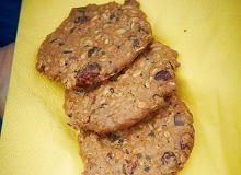 Ciasteczka owsiane - ugotuj