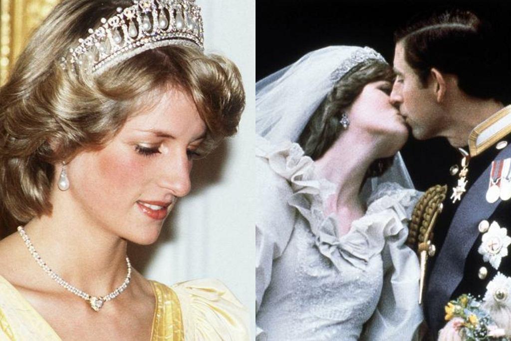 książę Karol i księżna Diana