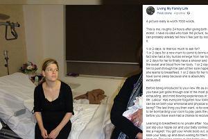 Blogerka zaapelowała do internautów. Poprosiła, aby nie odwiedzali matek po porodzie