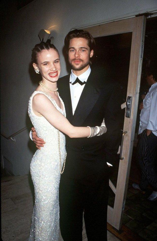 Brad Pitt i Juliette Lewis