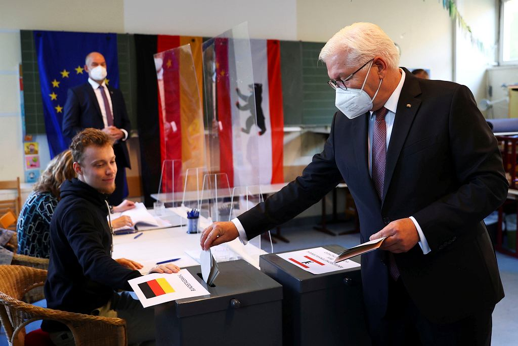 Wybory w Niemczech - Berlin