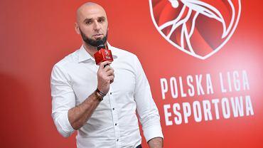 Marcin Gortat jest inwestorem Polskiej Ligi Esportowej.