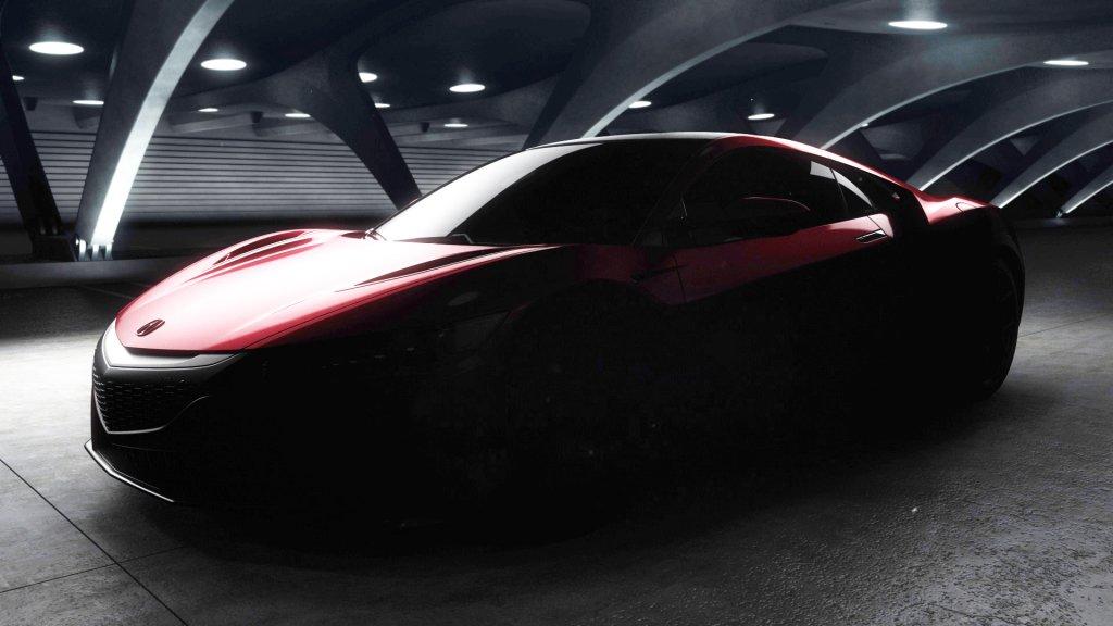 2015 Acura NSX - zwiastun