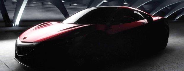 Salon Detroit 2015 | Acura NSX | W końcu wersja produkcyjna