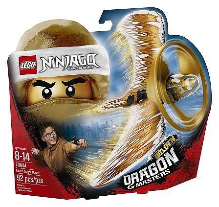 Mistrzowie Spinjitzu LEGO NINJAGO