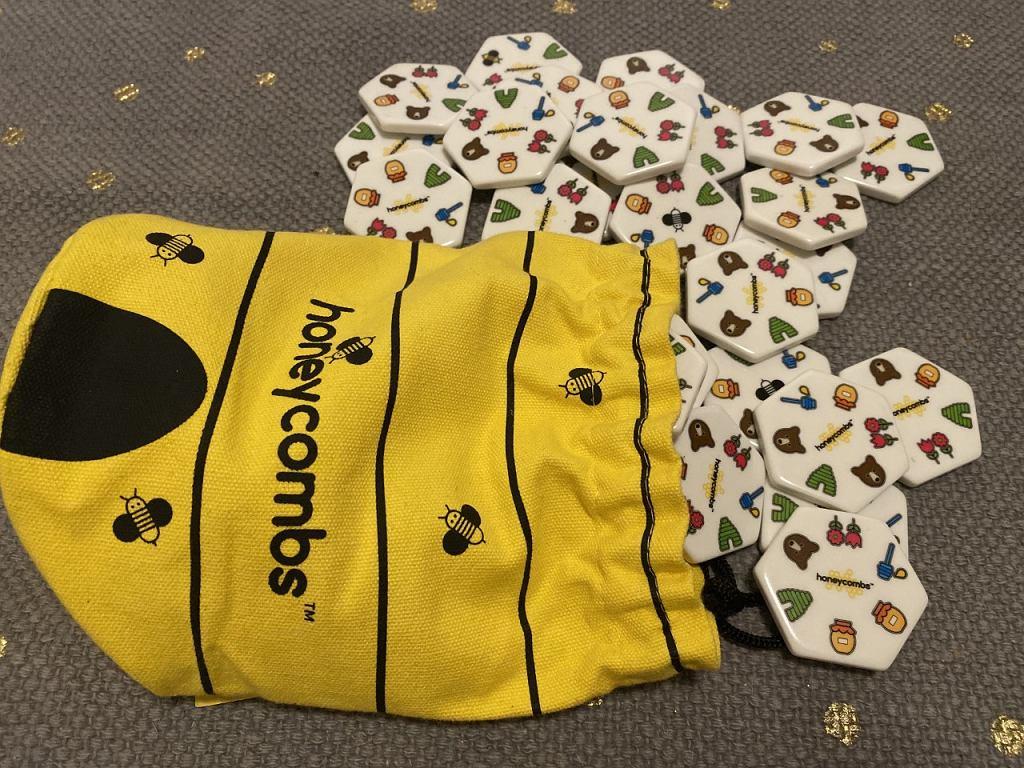 Honeycombs to gra dla całej rodziny