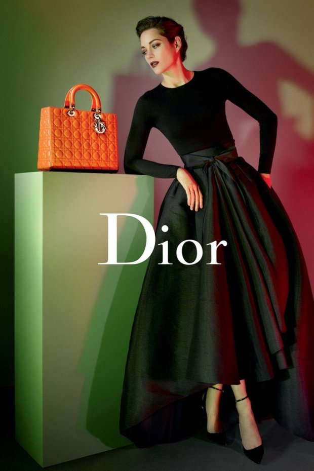 Kampania Lady Dior Pre-Fall 2013
