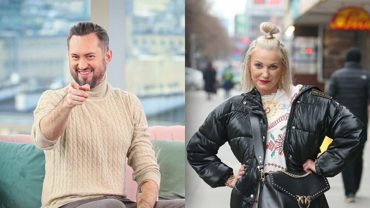 Marcin Prokop i Daria Ładocha podjęli rzucone im wyzwania i zatroszczyli się o swoją przyszłość.