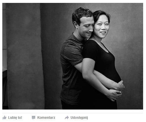 urlop ojcowski Mark Zuckerberg