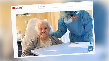 Hiszpania. 104-letnia kobieta wygrała walkę z COVID-19