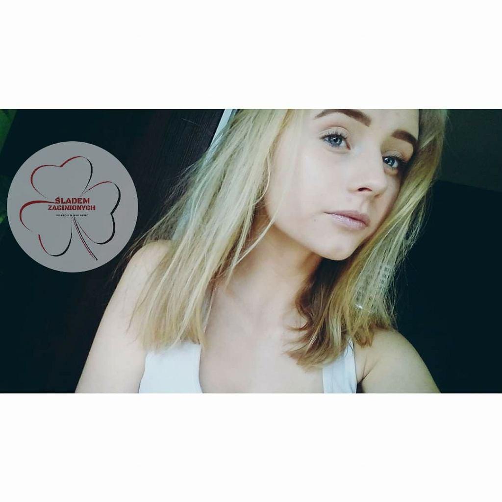 Zaginęła 17-letnia Karolina Galińska