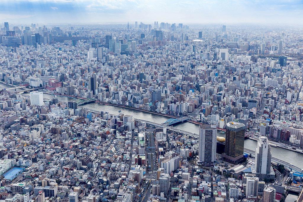 Tokio / Wikimedia Commons