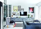 Połączenie stylu skandynawskiego i loftowego w poznańskim mieszkaniu