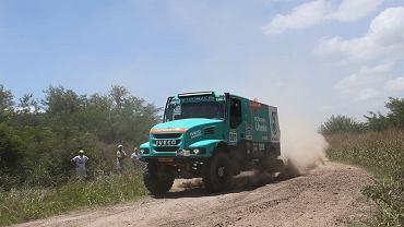 Petronas Team de Rooy Iveco Dakar 2015