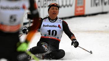Justyna Kowalczyk w Oberstdorfie
