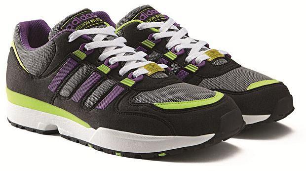 Buty z kolekcji Adidas, moda męska, buty