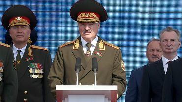 Aleksandr Łukaszenka (fot. Nikolai Petrov/Belta via AP)