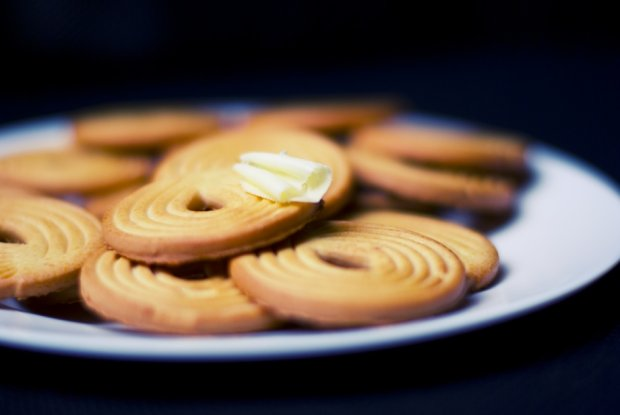 Ciasteczka? Preferuję maślane (fot. Pexels.com CC0)