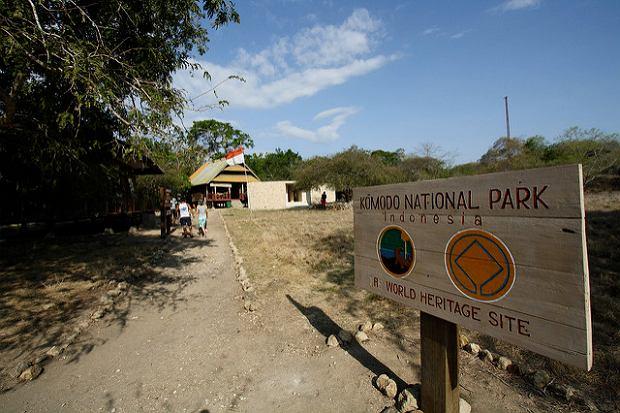Park Narodowy Komodo
