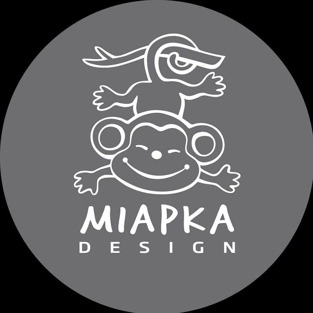 MIAPKA DESIGN / logo
