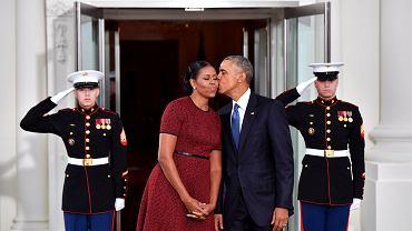 Najważniejszą książkę w życiu mają już chyba za sobą. Wspomnienia Michelle Obamy 'Becoming' ukazały się w 2018 r.