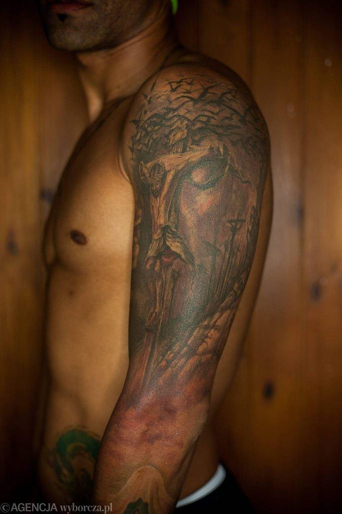 Mama Jezus I Anioł Czyli Deleu I Jego Tatuaże Gdzie I