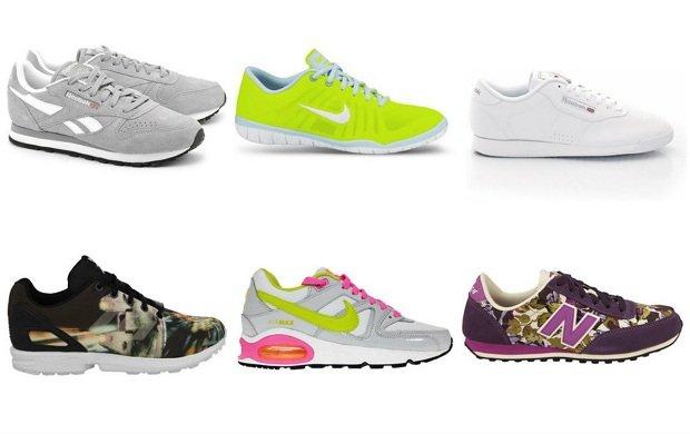Damskie buty sportowe najlepsze propozycje do 250zł