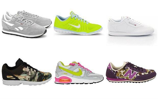 9e60ebae Damskie buty sportowe - najlepsze propozycje do 250zł
