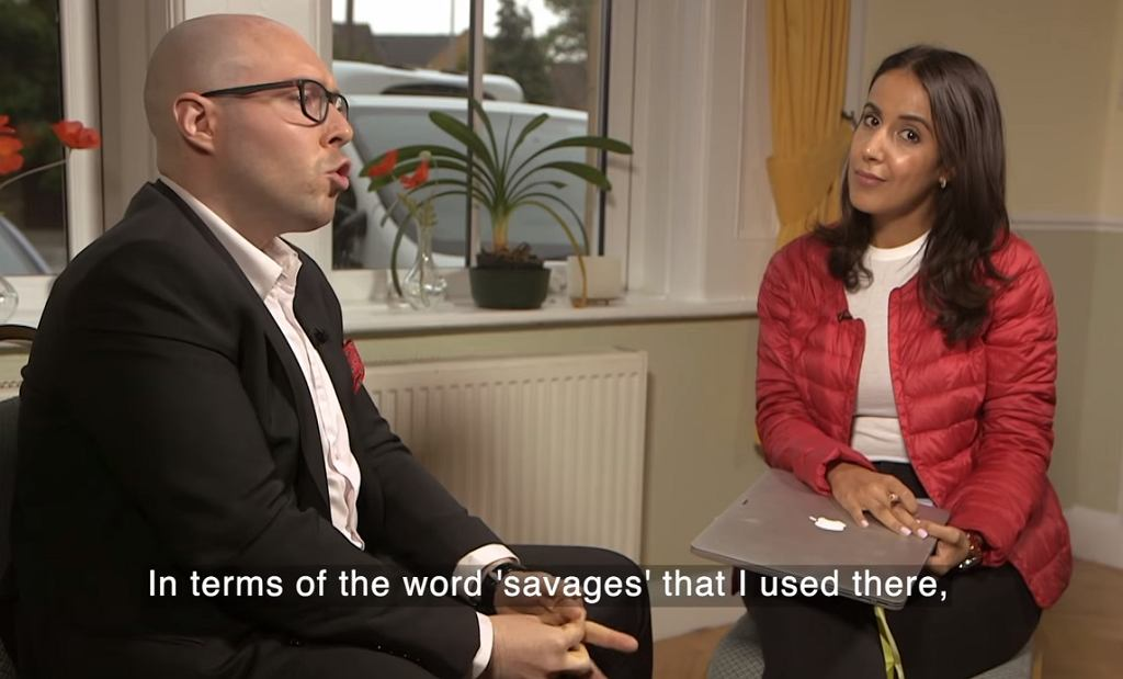 Reportaż BBC Newsnight o polskiej prawicy na spotkaniach z Polonią w Wielkiej Brytanii