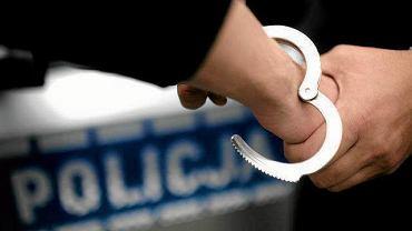 Policyjne kajdanki