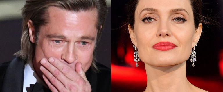 Angelina Jolie utrudnia Bradowi kontakty z dziećmi? Przylot Maddoxa był zaplanowany przez nią