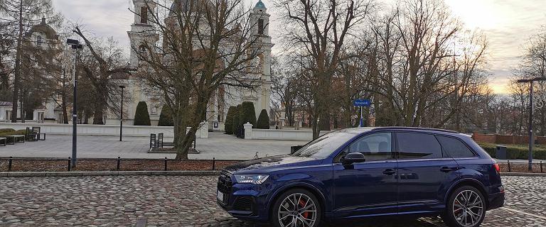 Opinie Moto.pl: Audi SQ7 quattro. Co chcesz dziś robić?