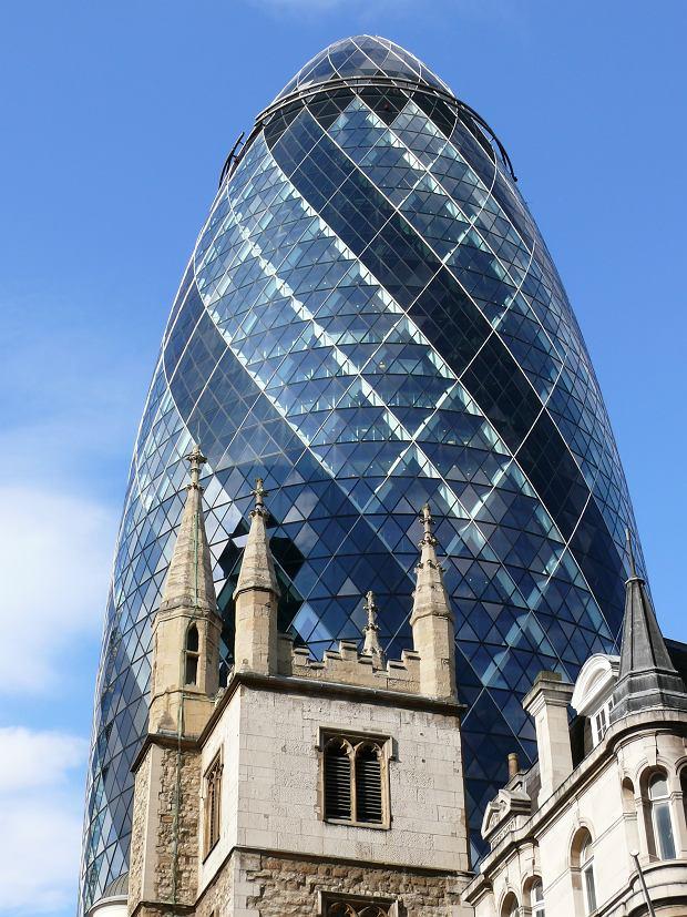 Londyński 'Ogórek'