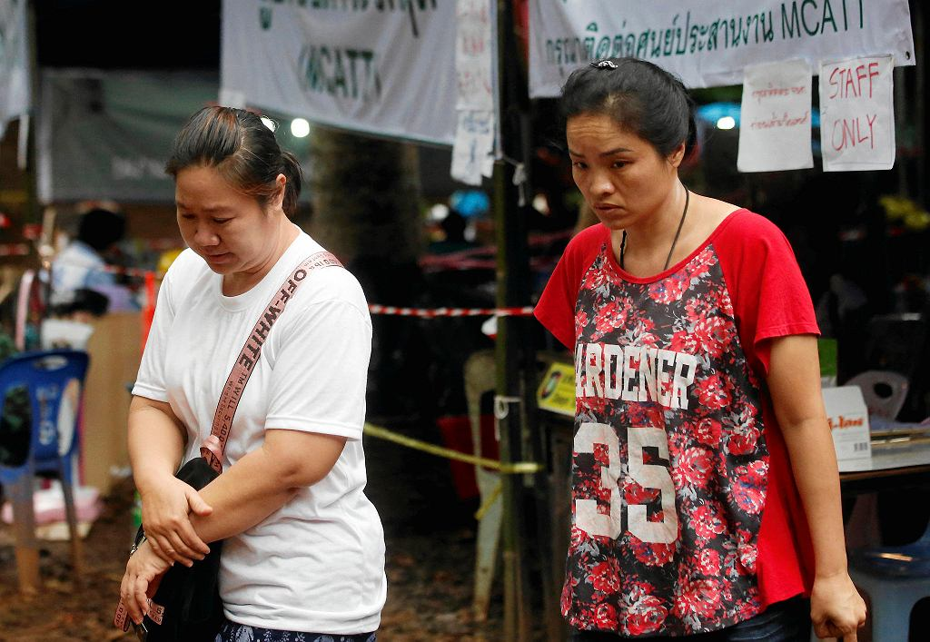 Tajlandia. Uwiezieni w jaskini chłopcy napisali do rodziców