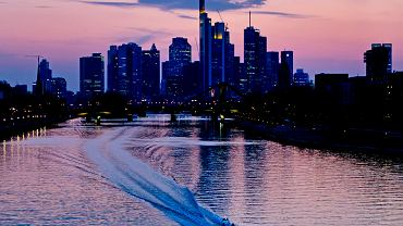 Niemcy. Frankfurt nad Menem