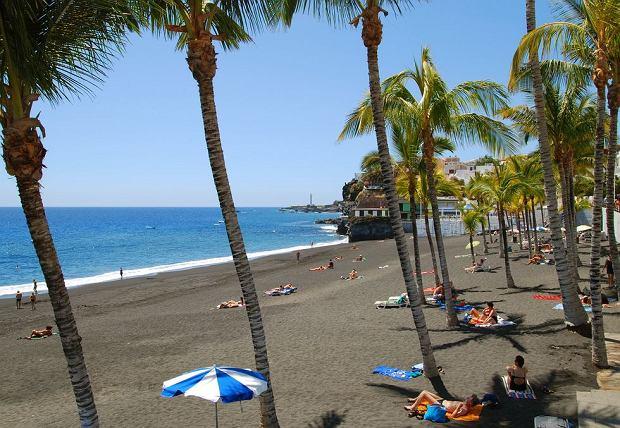 Wyspy Kanaryjskie - La Palma. Playa de Puerto de Naos / fot. Zen-foto Flickr.com CC BY-ND