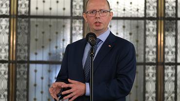 Błażej Kmieciak przewodniczący Państwowej Komisji ds. Pedofilii.