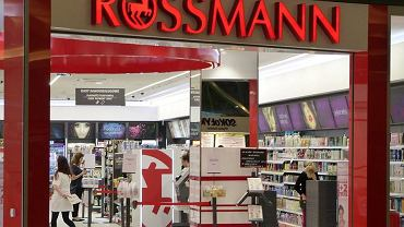 Rossmann (Fot. Shutterstock.com)