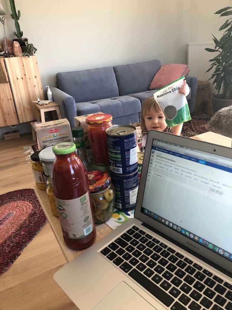 Praca z dziećmi