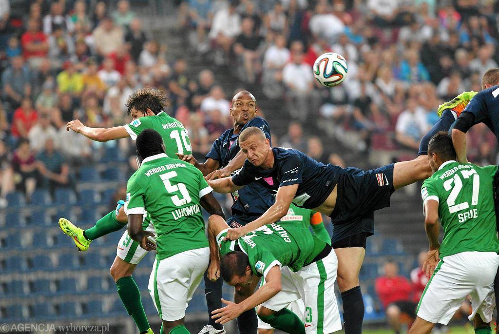 Pogoń - Werder 1:1