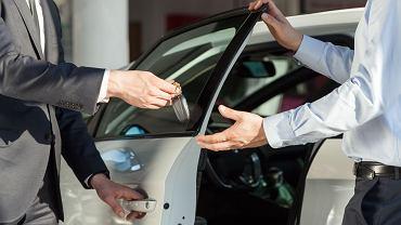 Zakup samochodu w formie leasingu