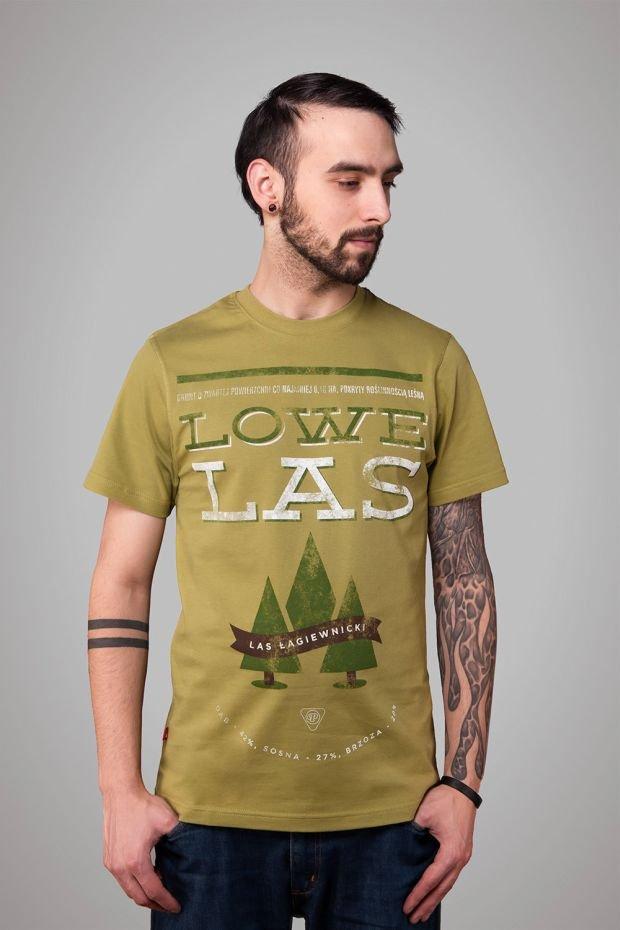 Koszulka z kolekcji Pan Tu Nie Stał. Cena: 59 zł, moda męska, koszulki