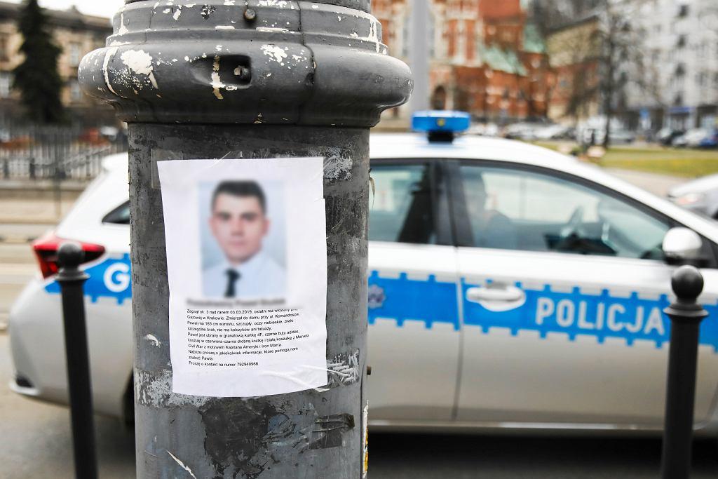Kraków. Z Wisły wyłowiono zwłoki. To ciało 27-letniego Pawła S.