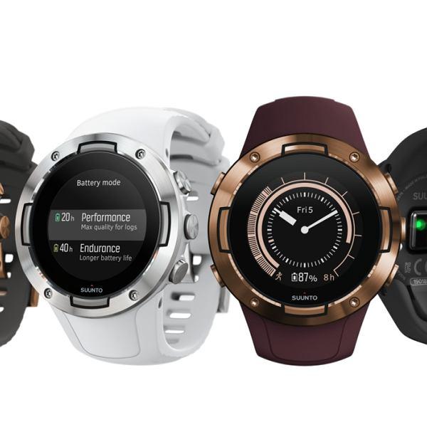 Suunto 5 - nowy zegarek dla aktywnych już w sprzedaży