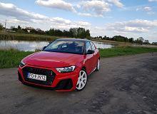Opinie Moto.pl: Audi A1 S line 30 TFSI. Finał miejskiej Ligi Mistrzów