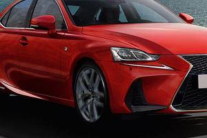 Lexus IS 300 - nawet 33 tysiące zł rabatu na sportowego sedana