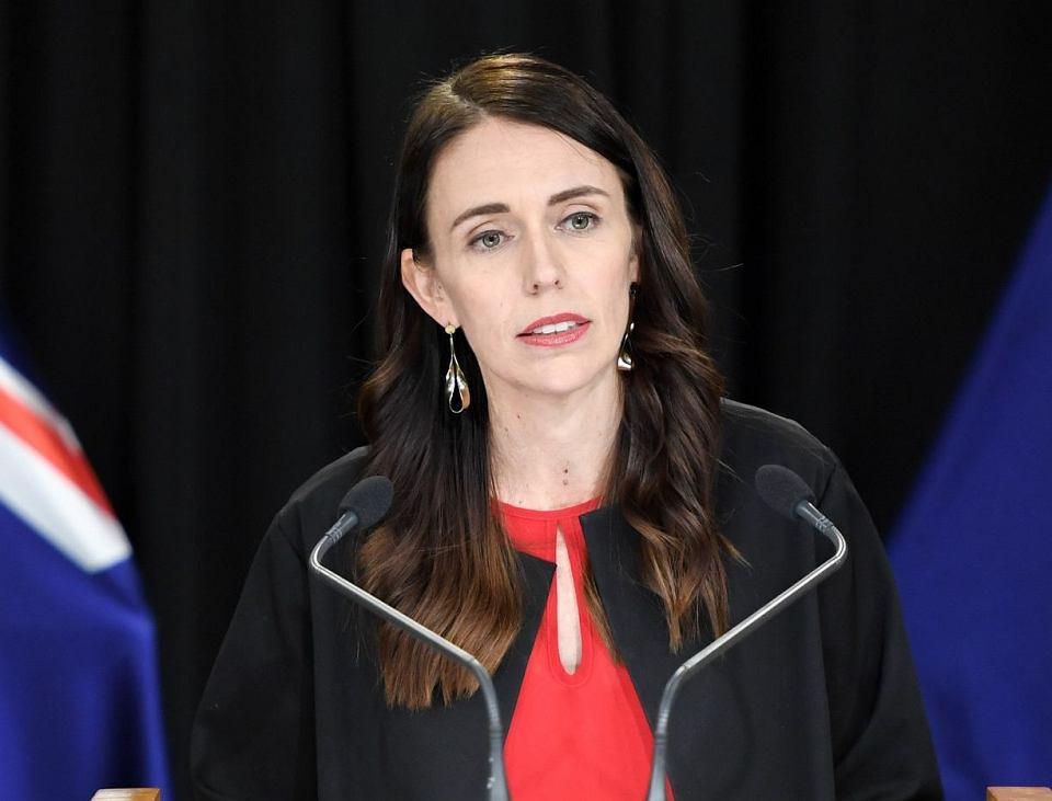 Jacinda Ardern, premierka Nowej Zelandii